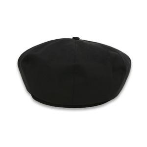 <B>SWELLMOB</B><br>8 panel poplin beret-black-