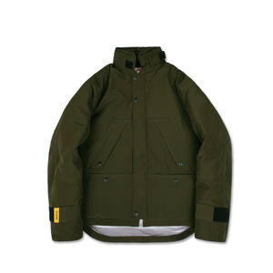 <B>SWELLMOB</B><br>tactical down jacket-olive-