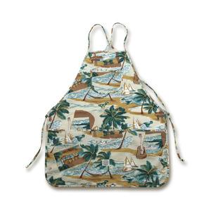 <B>SWELLMOB</B><br> hawaiian apron<br>-sand-