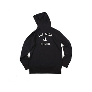 <B>SWELLMOB</B><br>the wild bunch pull over hoodie<br>-charcoal-